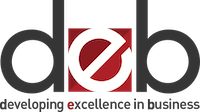 Developing Excellence in Business Logo